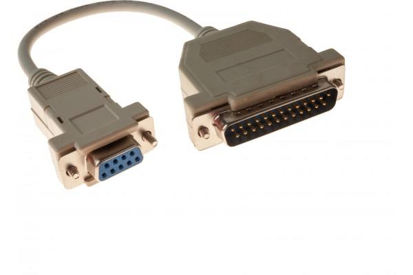 cable at modem db9f 25m 139301 votre grossiste. Black Bedroom Furniture Sets. Home Design Ideas