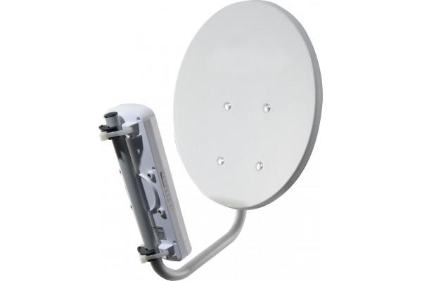 Parabole booster de gain pour borne wifi d exterieur for Borne wifi exterieur