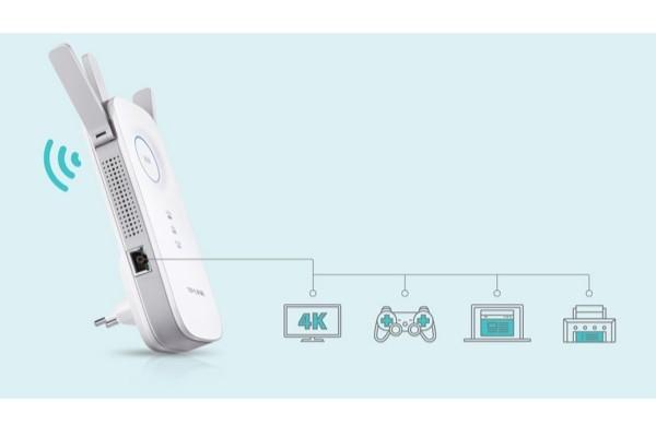 tp link re355 r p teur wifi ac1200 dual band 307451. Black Bedroom Furniture Sets. Home Design Ideas