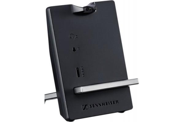 Sennheiser d10 phone micro casque sans fil t l phone fixe - Telephone fixe sans fil longue portee ...