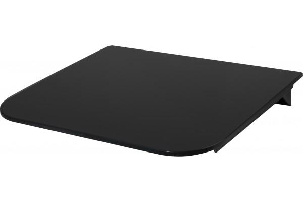 tablette murale pour mat riel audio vid o 903263 votre grossiste connectique sp cialis. Black Bedroom Furniture Sets. Home Design Ideas