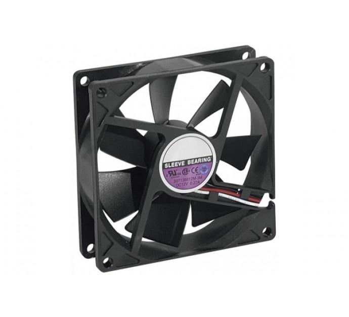 Ventilateur de boitier 12 volts 3 fils 92x92x25mm 910170 votre grossiste connectique - Ventilateur de plafond 12 volts ...