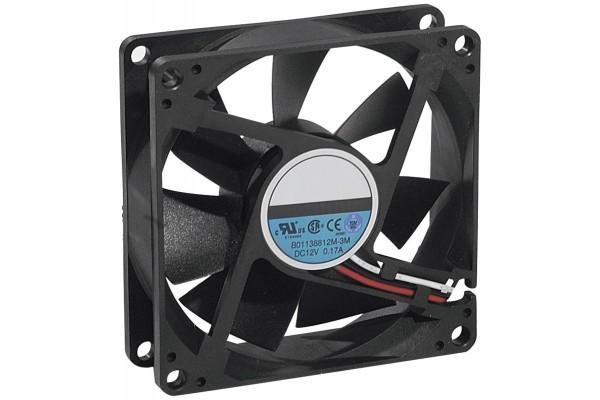 Ventilateur Extra Silencieux 80x80x25 Votre