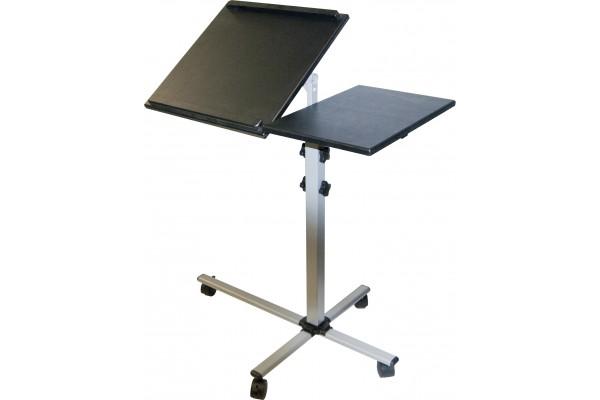 Table roulante pour vid oprojecteur 965033 votre grossiste connectique sp cialis cablage - Table pour videoprojecteur ...