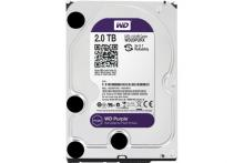 DD 3.5   SATA III WESTERN DIGITAL Purple - 2To