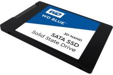 DISQUE SSD WD 3D NAND SSD Blue 2.5   SATA III - 4To