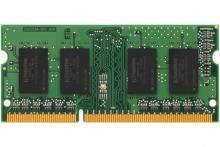 Mémoire KINGSTON SODIMM DDR3 1333MHz PC3-10600 2Go