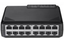 NETIS ST3116P Switch 16 ports 10/100