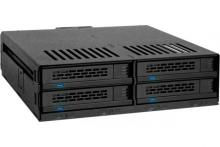ICY DOCK Backplane MB324SP-B 4 disques SATA/SAS 2  5