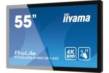 IIYAMA  afficheur professionnel tactile 55   TF5538UHSC-B1AG