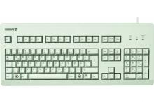 CHERRY Clavier G80-3000 USB/PS2 gris