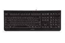 CHERRY Clavier KC-1000 USB noir AZERTY (BE)