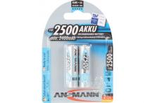 ANSMANN Batteries 5035432 HR6 / AA blister de 2